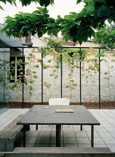 Villa Marten van Severn 09-2007, Belgien
